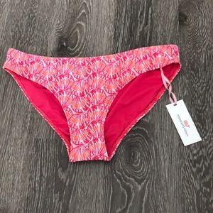 NWT Vineyard Vines shells classic bikini bottom